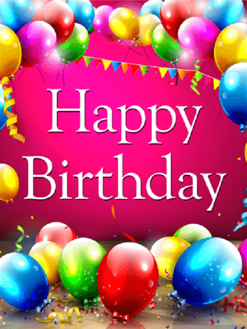 Birthday Sms English Messages
