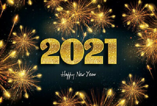 Happy New Year Wishes For 2021