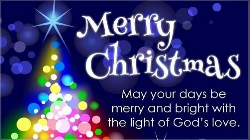 Merry Christmas Wishes For Family And Friends Text