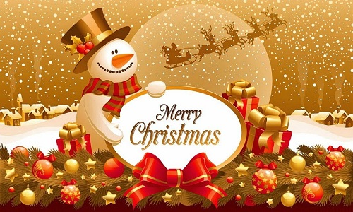 Merry Christmas Wishes For Family And Friends Sms