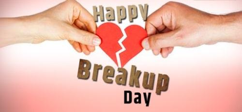 Happy Break Up Day