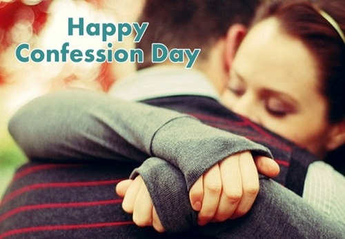 Happy Confession Day sms