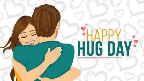 Happy Hug Day Sms