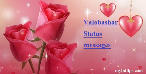 Valobashar Status messages