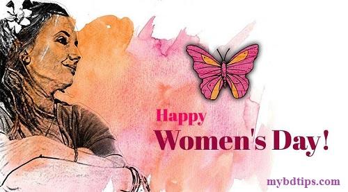 Happy Women's Day Sms
