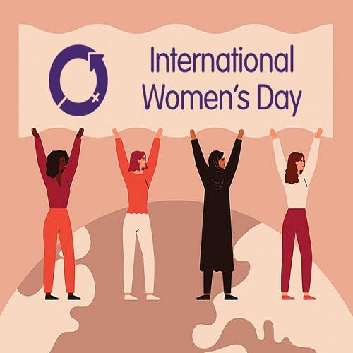 International Women's Day Messages Text