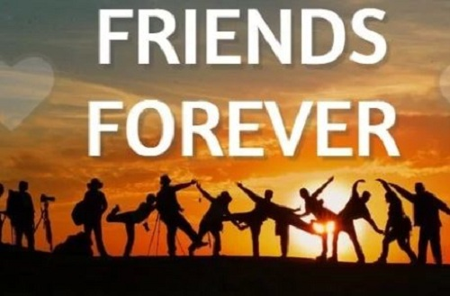 Friends Forever Status Quotes