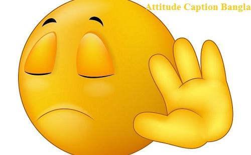 Attitude Caption Bangla